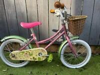 Elswick Hope Girls Heritage Bike 16 Inch Wheel