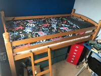FREE Child's Cabin Bed
