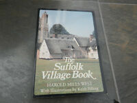 The Suffolk Village Book by Harold Mills West