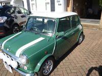 Classic Mini Cooper 35LE Anniversary