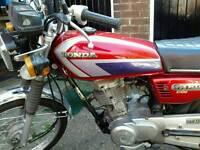 Honda CG 125S