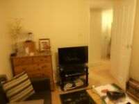 Beautiful 1 bedroom flat with separate living room Dss welcome.