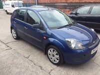 FORD FIESTA 2007 - 1.25 CLIMATE 5 DOOR - 15 MONTHS WARRANTY INCLUDED