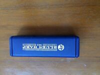 Harmonica in G (mouth harp blue harp hohner)