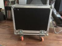 Fender Deluxe Hotrod (or equivalent 1x15) flight case