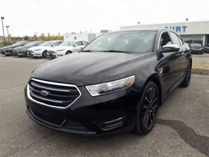 2017 Ford Taurus Limited, AWD, NAV, Roof, Leather