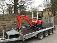 Digger hire (Sheffield and surrounding areas)