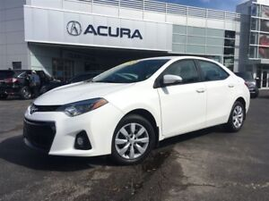 2016 Toyota Corolla S | 6SPD | BLUETOOTH | HTDSEATS | 1OWNER | 4