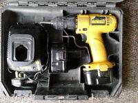 dewalt drill/ driver