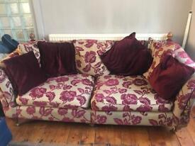 3 seater SCS sofa