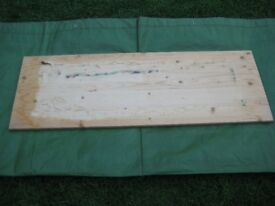 Wooden Activity Board - Useful for Homes/Nurseries/Schools for ONLY £3.00