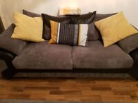 2+3seater sofa 6month old. Non smoking house must be home Sunday