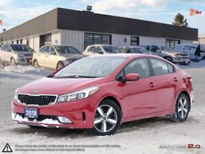 2018 Kia Forte LX,ECO/SPORT,REARVIEW CAM,HEATED SEATS