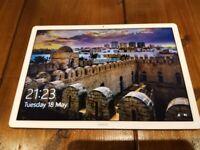HUAWEI MateBook 12in 2 in 1 - White & Champagne