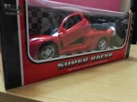 FERRARI 458 REMOTE CONTROL CAR WITH REMOTE CAR DOORS OPEN/CLOSE