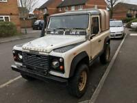 Land Rover 300tdi 90 defender