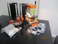 Locksmith Key Cutting Machines & Blank Keys