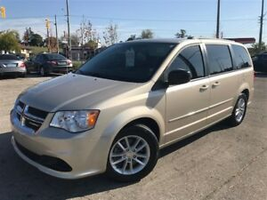 2013 Dodge Grand Caravan SXT / DVD / STOWNGO / REVERSE CAMERA