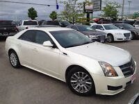 2011 Cadillac CTS ***CTS AWD***LEATHER***LUXURY***LOW KMS***WELL