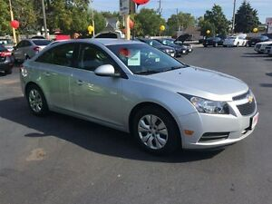 2014 CHEVROLET CRUZE 1LT- CRUISE CONTROL, ONSTAR, HUBCAPS, POWER