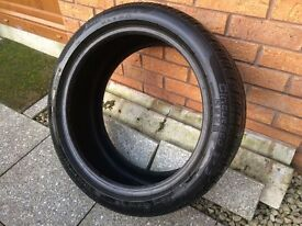 245 / 40 / 18 Goodyear Eagle F1 Assymetric and Pirelli Cinturaco P7 tyres