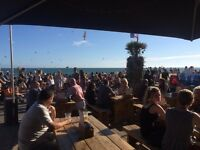 Bar and Waiting Staff required for Brighton Seafront