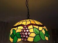 Beautiful Kitchen Tiffany Ceiling Light