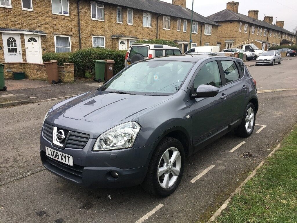 nissan qashqai 2008 in carshalton london gumtree. Black Bedroom Furniture Sets. Home Design Ideas