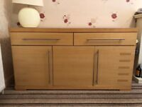 Oak Sideboard Excellent condition very solid piece of furniture,