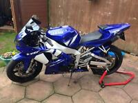 Yamaha r1 5jj spares or repair