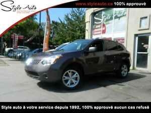 2009 Nissan Rogue SL AWD TOIT OUVRANT