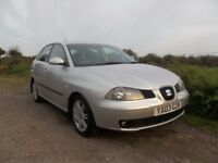 SEAT IBIZA 2003 ( LONG MOT ) 1.4 LOW MILES