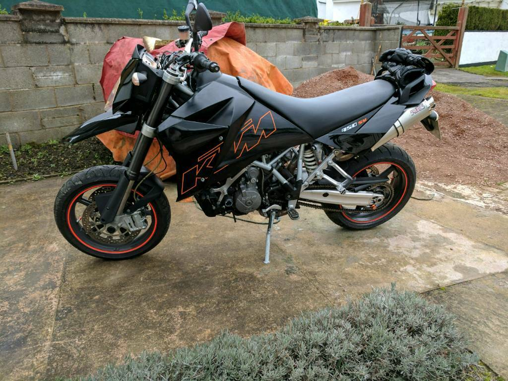 ktm 950 sm supermoto in bream gloucestershire gumtree. Black Bedroom Furniture Sets. Home Design Ideas