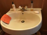 Armitage Shanks bathroom suite and fittings free to good home - collection only from south Glasgow