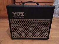 Vox ad15vt guitar amp