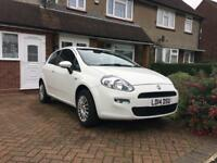 2014 Fiat Punto 1.2 Only 13.000 milage, 1year MOT