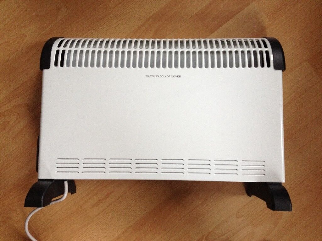 2kW Convector Heater with 24 Hour Timer