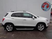 Chevrolet Trax LT VCDI (white) 2013-09-30