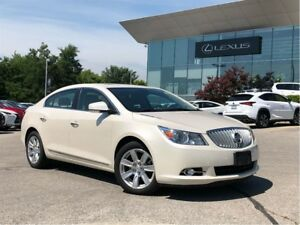 2012 Buick LaCrosse w/1SH/BACK UP CAM/CRUISE