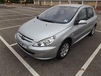 Peugeot 307 1.4 HDI - 2004