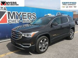 2017 GMC Acadia SLT AWD SUNROOF NAV LEATHER 20 WHEELS!!