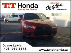 2015 Mitsubishi Lancer SE *Sunroof, Local car, No Accidents*