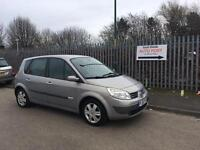 2006 Renault scenic 1.6 dynamic only 63000 miles