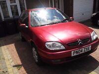 CITROEN SAXO - 2004 - 1.1 - Low Insurance - Reliable Car For Sale!!!