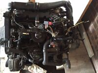 Peugeot 307 2.0 HDI Engine removed from 2003, 90BHP