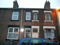 LET BY - 4 BEDROOM IN STOKE ON TRENT - IN HANLEY- PRIVATE RENTED- LARGE TERRACED PROPERTY-