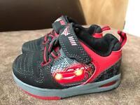 """Cars"" light up shoes (new UK size 5)"