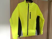 Men's small Cycling Jacket - only used a couple of times!