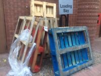 Free Wooden Pallets x 14