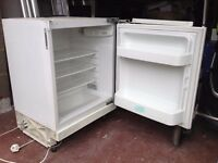 Electrolux undercounter fridge integrated